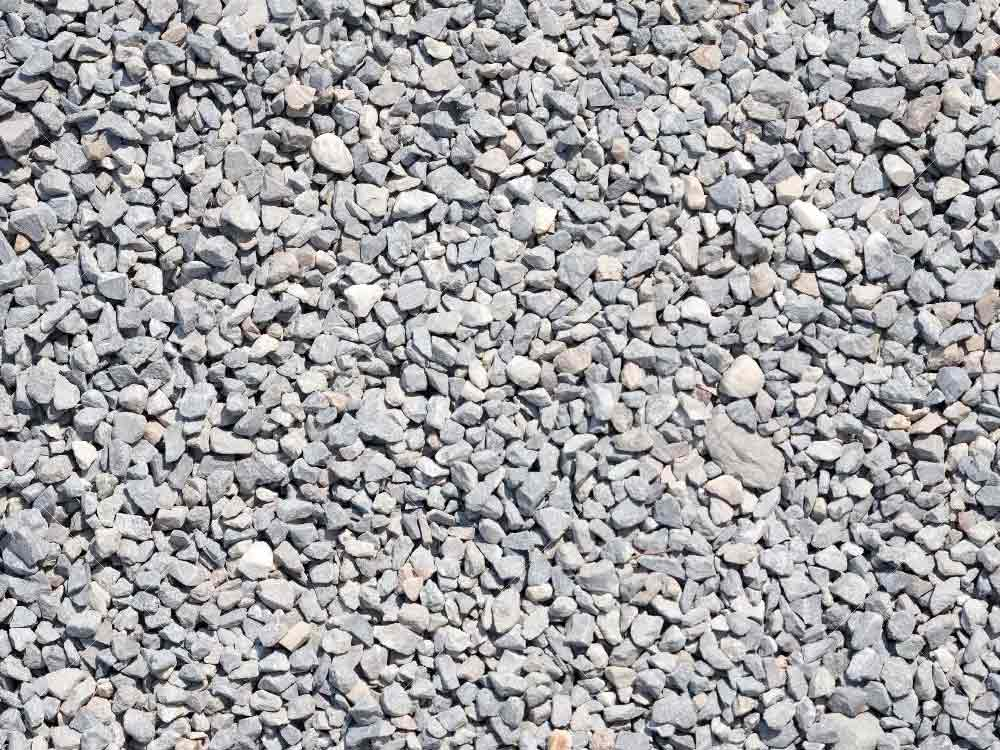 Crushed Stone Gravel : Quot chip gravel for sale nampa caldwell id delivery or